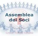Convocazione Assemblea dei Soci del Comitato CRI dell'Insubria Aps
