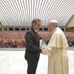 CRI Varese, rappresentanza in Vaticano