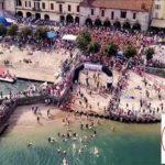 OPSA CRI assistenza alla traversata del Lago Maggiore 2018