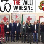 LE GARE DELLA S.C. ALFREDO BINDA SEMPRE PIÙ SICURE GRAZIE ALLA COLLABORAZIONE DELLA CROCE ROSSA ITALIANA VARESE E DI AREU 112