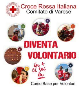 Diventa Volontario della CRI – 19 Settembre 2019 presentazione corso Base a Varese @ Croce Rossa Italiana Varese | Varese | Lombardia | Italia