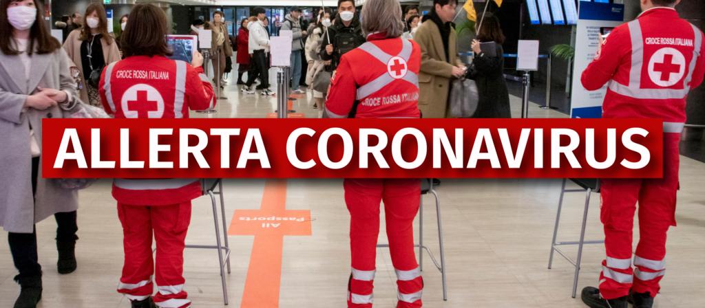 Allerta Coronavirus – Informazioni e Consigli
